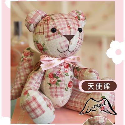天使熊(粉紅)400X400